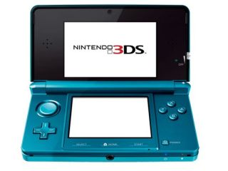 3DS is unsuitable for under-sixes, says Nintendo