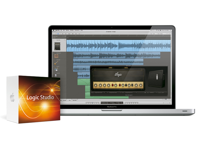 Apple Logic Studio review | TechRadar