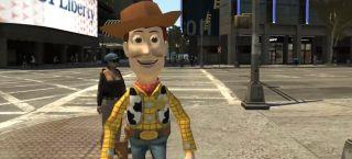 Grand Theft Auto IV Woody mod