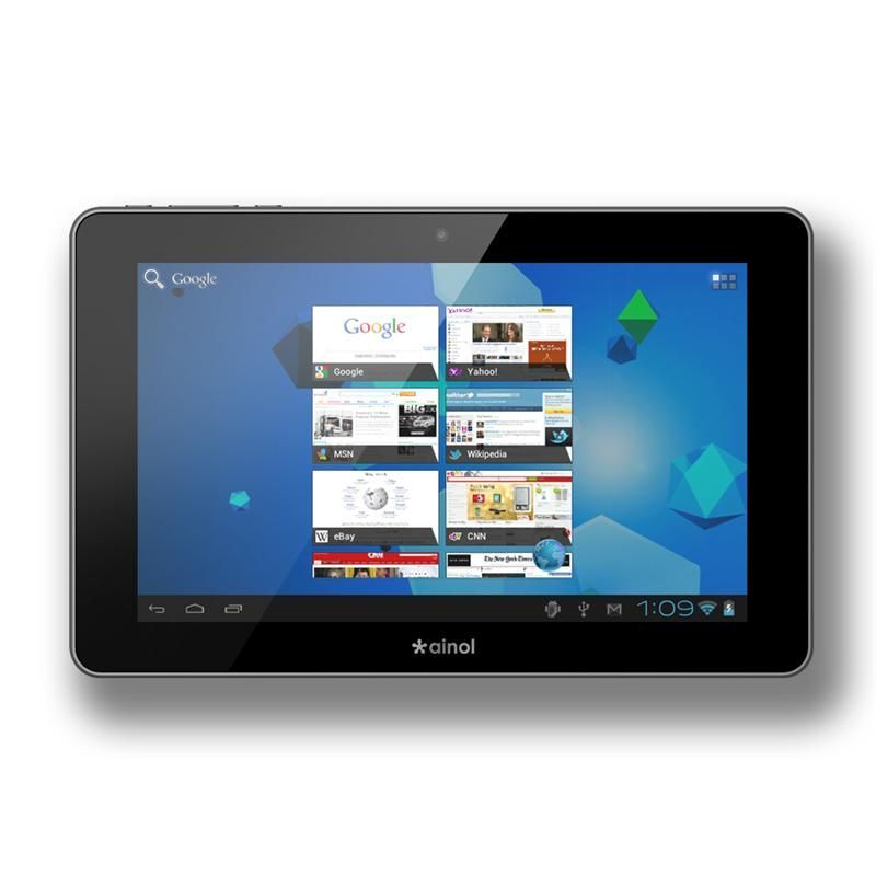 Android 4.0.3   uPlay Tablet