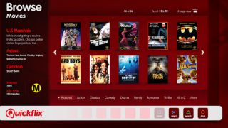 Quickflix PS3 app