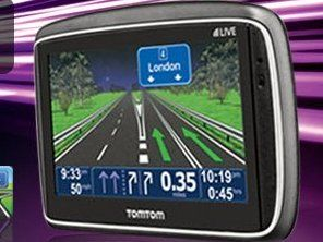 TomTom GO 950 LIVE - lots of capitals, must be good...