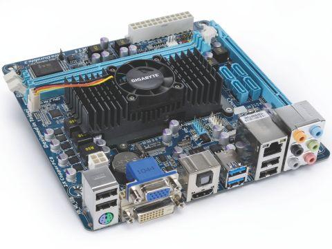Gigabyte GA-E350N-USB3 motherboard