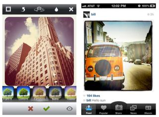 Hipstamatic and Instagram iPhone apps teaming-up