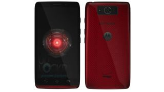 Droid Ultra in red
