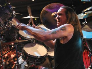 Iron Maiden s Nicko McBrain