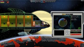 Starbound: an ambitious 2D sandbox game set in a procedurally generated infinite universe