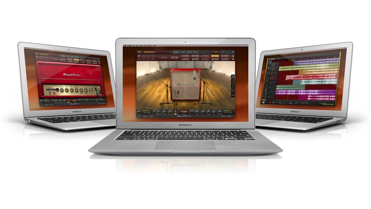 "AmpliTube 4 plugin promises ""hyper realistic"" tone and maximum flexibility"