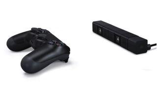 PS4 controller camera