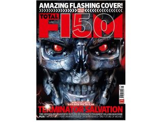 Total Film's new LED-equipped Terminator cover