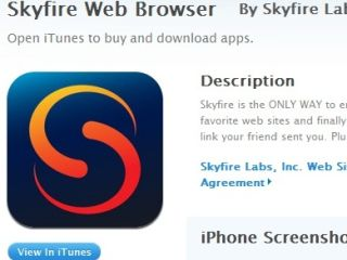 SkyFire iPhone browser nets $1 million in first weekend on sale