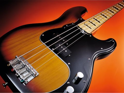The new '70s P-Bass is a welcome addition to an already wide range.