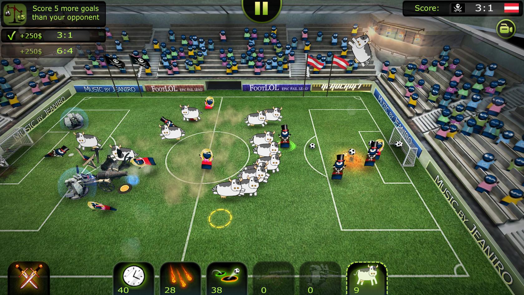 Скачать бесплатно игру мини футбол на компьютер