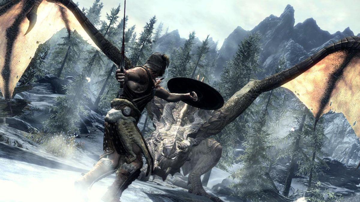 Skyrim dragon hunting guide   GamesRadar+