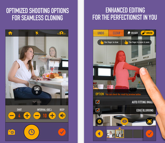 Best photo apps: Clone Camera Pro