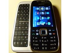 The new Nokia E75
