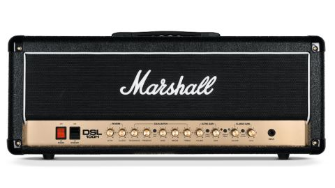 Cracking open the box, it's no surprise that the amp draws heavily from the iconic Marshall style