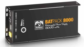 palmer releases batpack rechargeable pedal power supplies with enhanced battery life musicradar. Black Bedroom Furniture Sets. Home Design Ideas