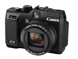 Canon G1 X vs Fuji X100