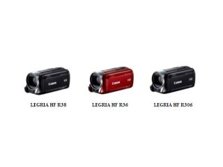 Canon Legria HF R-series camcorders come with Wi-Fi