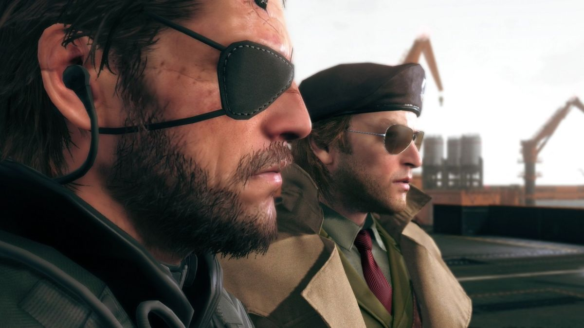 The Metal Gear Solid Story So Far Gamesradar A secret weapon we wield, out of sight. the metal gear solid story so far