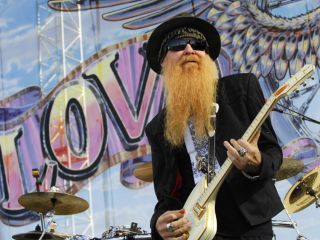 Gibbons says ZZ Top could top themselves with their next effort (Image: © Jared Milgrim/Corbis)