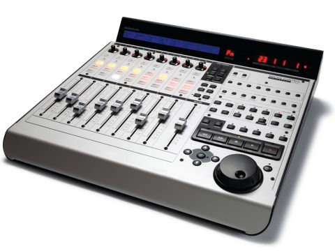The Control Universal Pro features a solid metal contruction