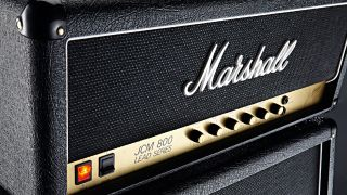 The iconic JCM800 helped Marshall to cement its place in rock history