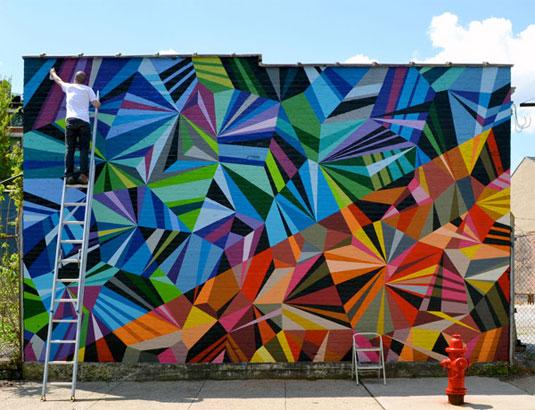 Street art: Matt Moore