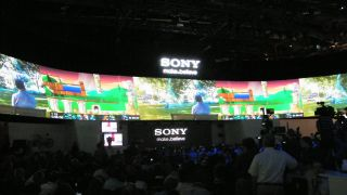 Sony hints at a 4K-heavy CES 2014