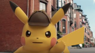 Watch Detective Pikachu Drinks Coffee And Learns To Speak To Humans