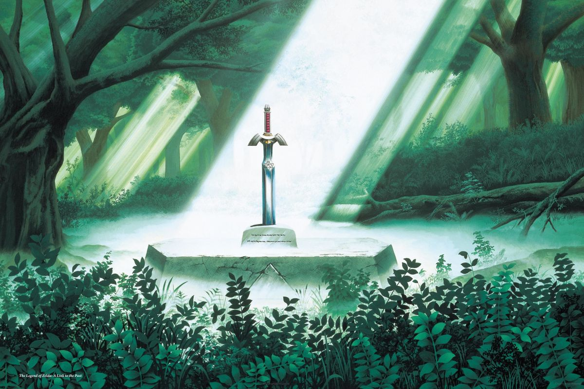 Celebrate The Legend of Zelda's 35th anniversary with Tom's Guide