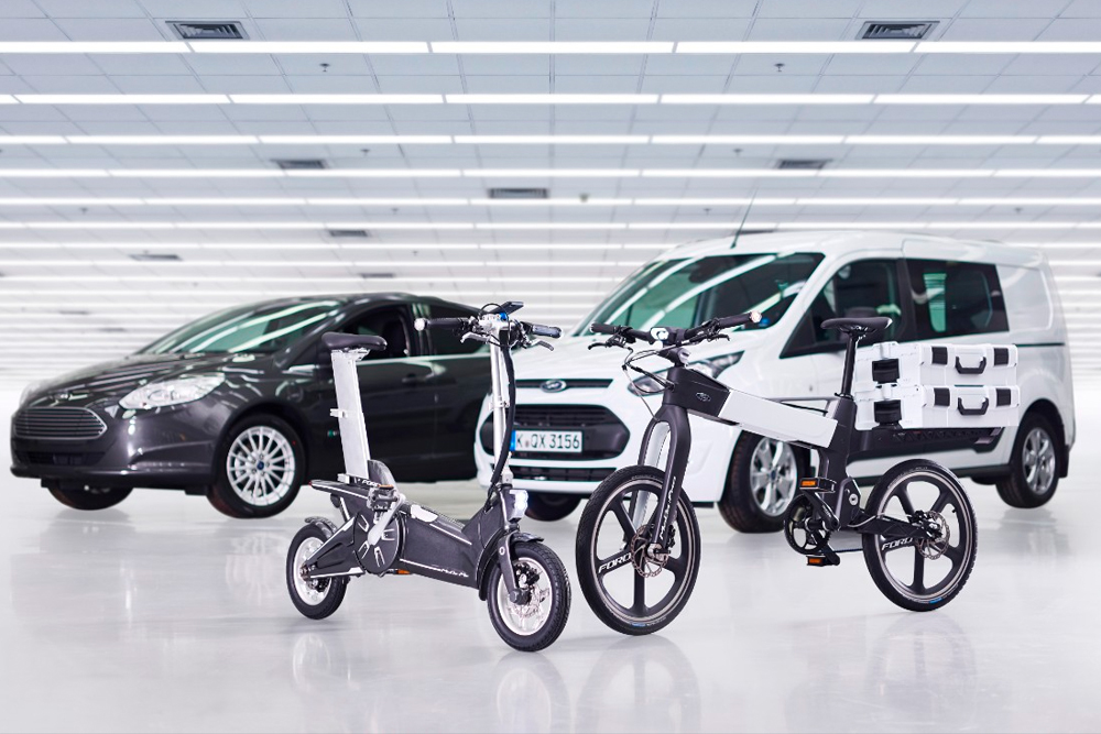Fore ModeMe bikes