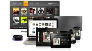 Amazon music streaming service