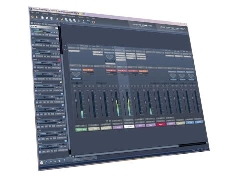 Pro 5 integrates directly into your DAW's surround set-up.