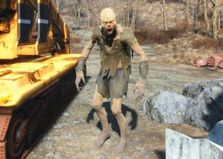 Fallout 4 ghoul