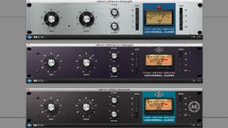 Universal Audio's 1176 Classic Limiter Collection comprises three separate emulations of its 1176 hardware: Rev A, Rev E, and - based on the Anniversary Edition - AE.