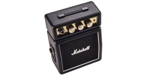 This tiny Marshall packs in tone and volume controls, plus an OD channel
