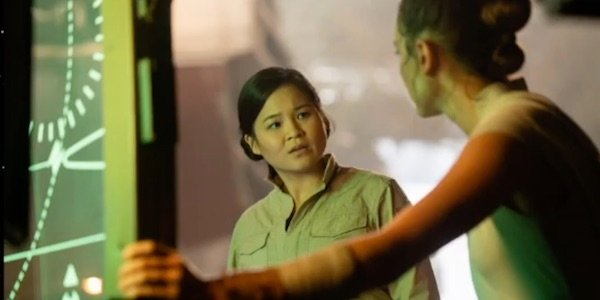 Kelly Marie Tran as Rose Tico
