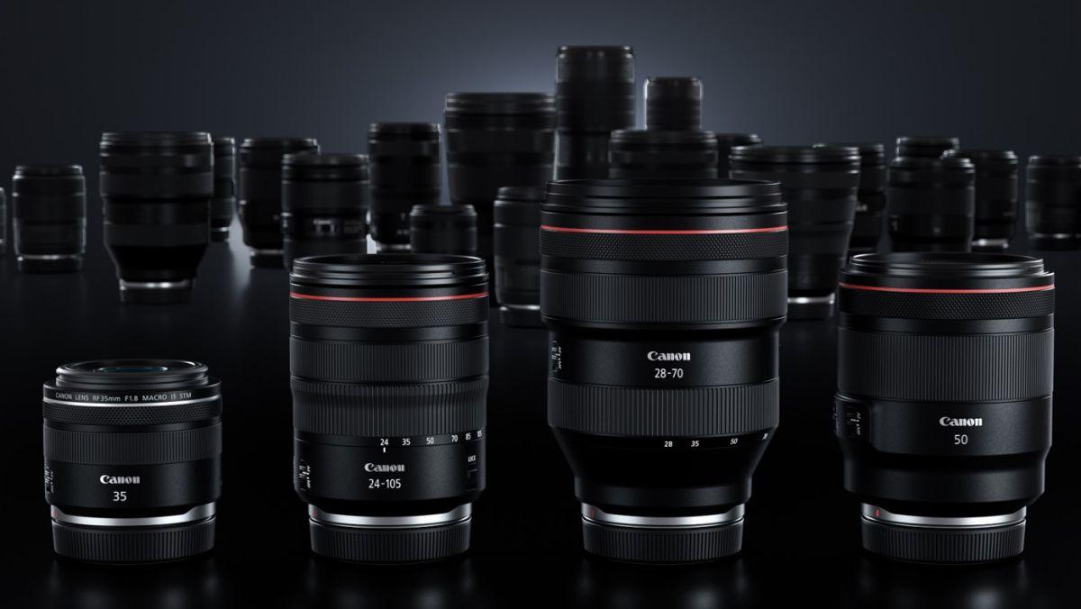 Best Canon RF lenses 2021: the best lenses for Canon's mirrorless EOS R cameras
