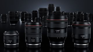 Best Canon RF lenses