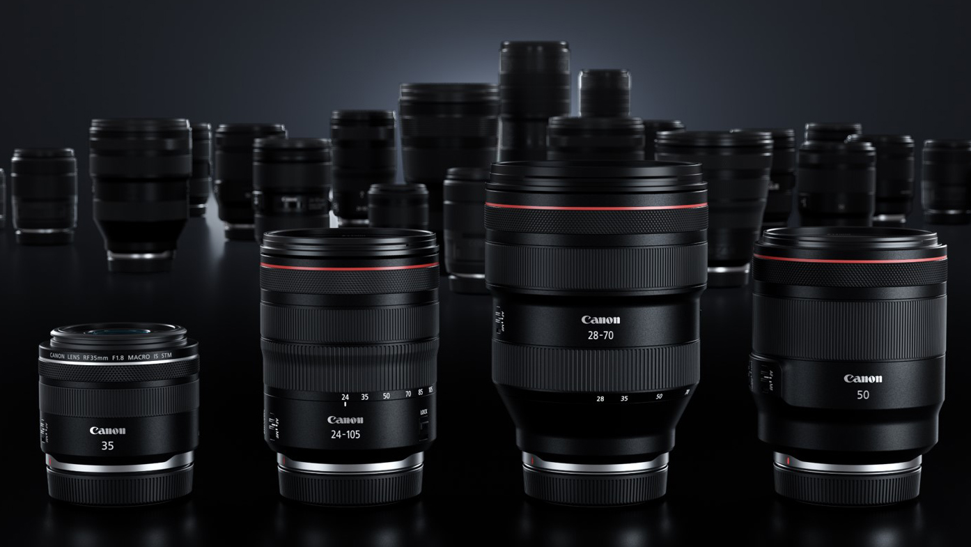 Canon rumored to be prepping its biggest ever launch of new RF lenses