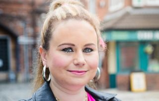 Coronation Street - Gemma Winter played by Dolly-Rose