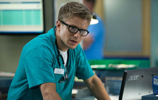 george rainsford casualty character