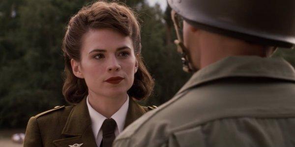 Peggy Captain America Husband
