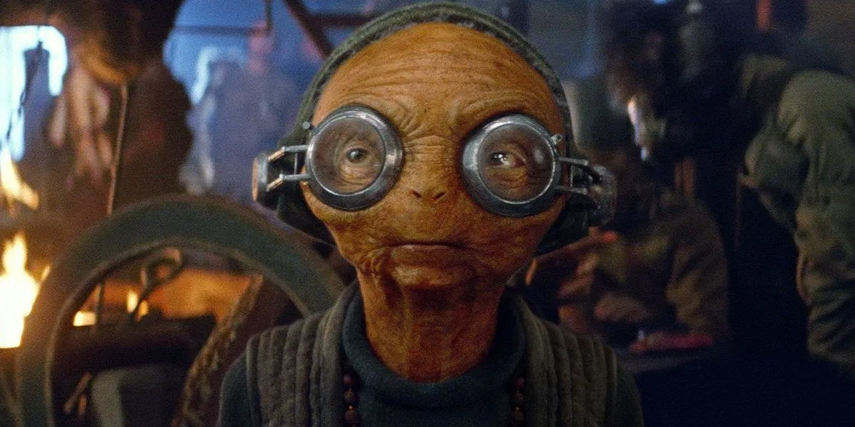Star Wars Took A Different Approach To Maz Kanata For Rise Of Skywalker, But Worked Hard To Make It Seamless