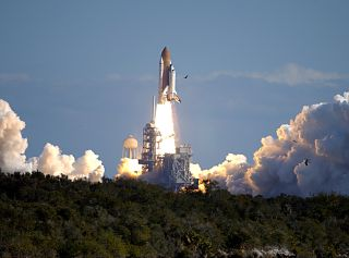 Columbia STS 107 Launch