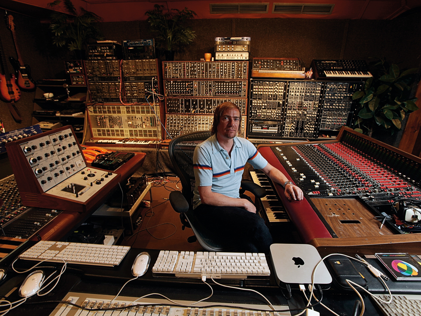 In pictures: Benge's modular synth collection   MusicRadar