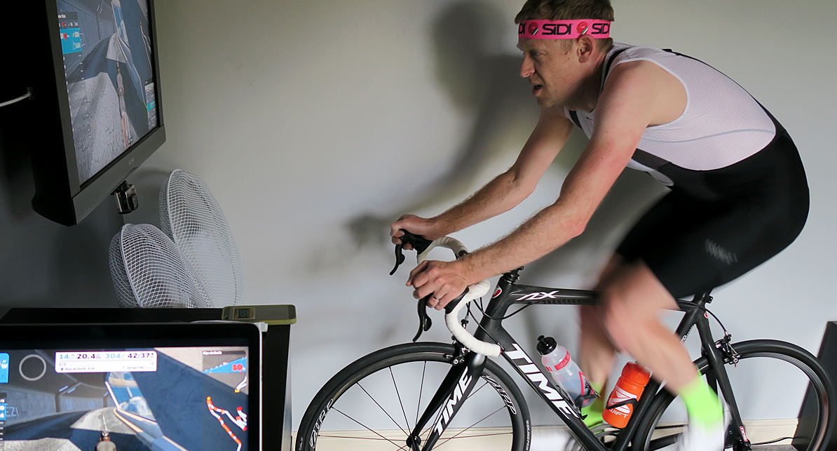 Taking on the Alpe du Zwift: How does it really compare to