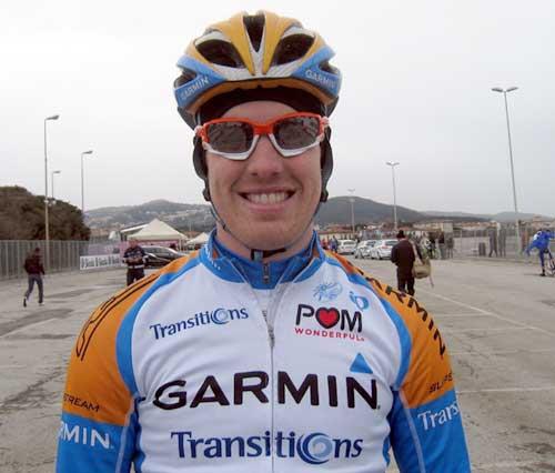 Tyler Farrar, Tirreno-Adriatico 2010, stage one